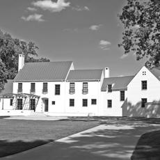Contemporary Pennsylvania Mill House